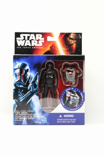 Fist Order Tie Fighter Pilot Elite