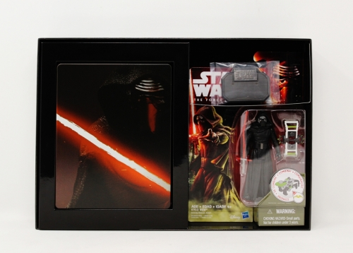 TFA Blue Ray Kylo Ren Japan Exclusive