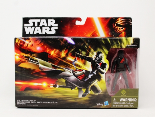 Elite Speeder Bike (with Special Edition Stormtrooper)