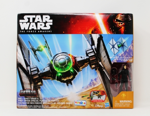 First Order Special Forces Tie Fighter (Toy´s R Us Exclusive)