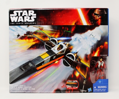 Resistance X-Wing (With Poe Dameron Walmart Exclusive)