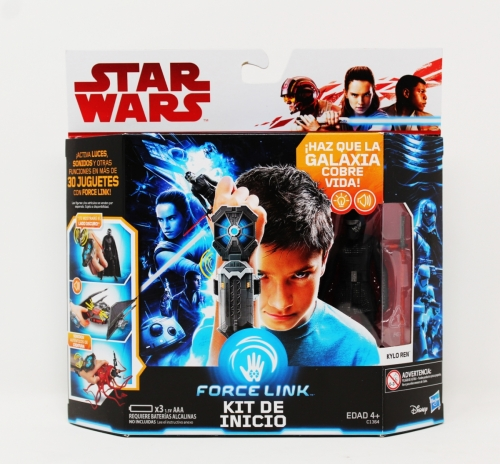 Force Link First Order Starter Set with Kylo Ren