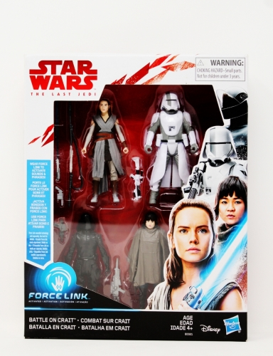 Battle on Crait (TLJ four Pack)
