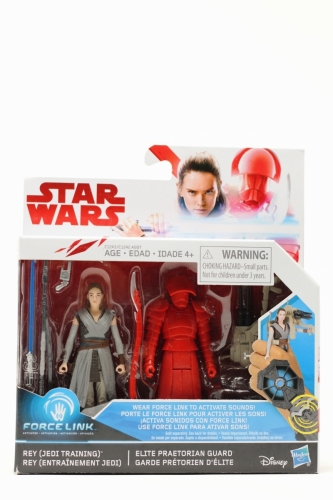 Rey (Jedi Training) & Elite Praetorian Guard