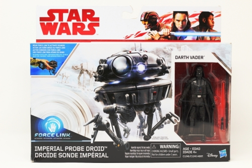 Imperial Probe Droid with Vader