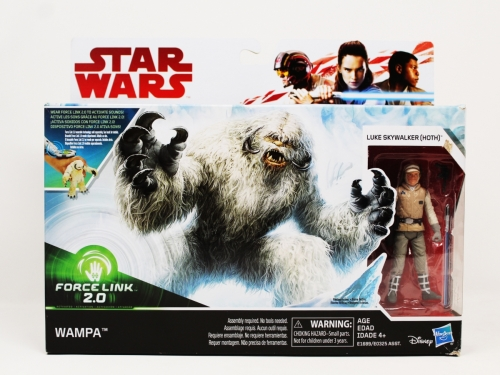 Wampa with Luke Skywalker