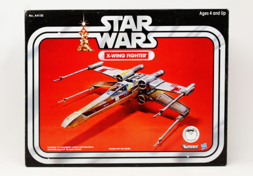 "Biggs' Red 3 X-Wing Fighter (A New Hope - Toys ""R"" Us)"