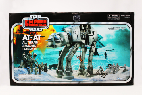 "Imperial AT-AT (The Empire Strikes Back - Toys ""R"" Us)"