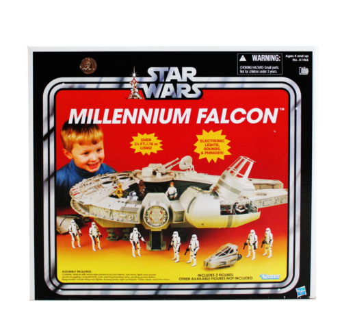 "Millennium Falcon (Star Wars - Toys ""R"" Us)"