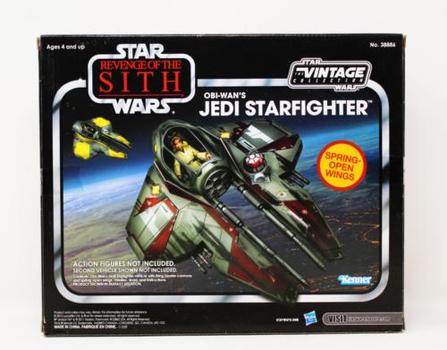 Obi-Wan Kenobi's Jedi Starfighter (Episode III)