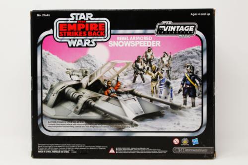 Rebel Armored Snowspeeder (Target)