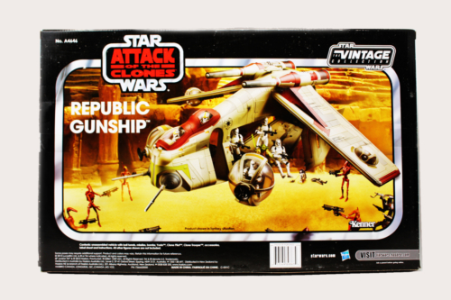"Republic Gunship (Attack of the Clones - Toys ""R"" Us)"