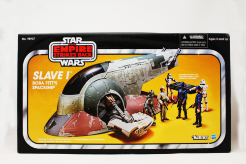 Slave I (The Empire Strikes Back - Amazon)