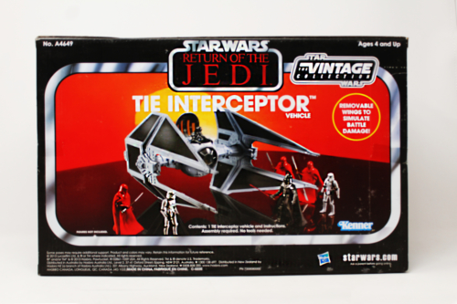 TIE Interceptor (Return of the Jedi - Amazon)