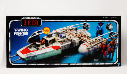 "Y-Wing Starfighter (Toys ""R"" Us)"