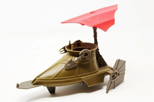 Desert Sail Skiff